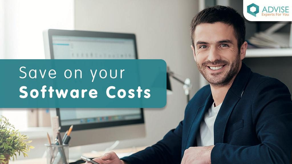 Q-advise save on your software costs