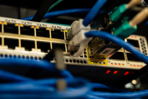 Router voor internet