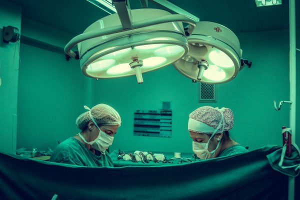 Operatie oogziekenhuis Rotterdam
